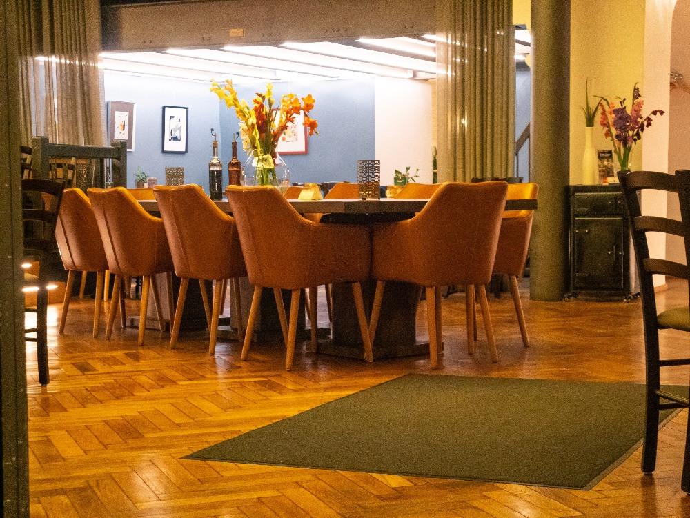 Klaushausen Ferienwohnungen in Überlingen besucht das Gasthaus Krone