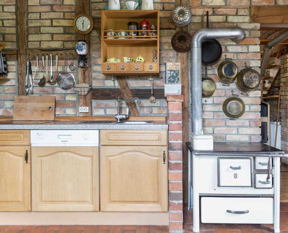 Küche Rustico - Klaushausen