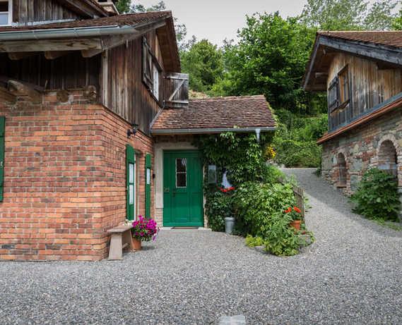 Eingang Rustico - Klaushausen