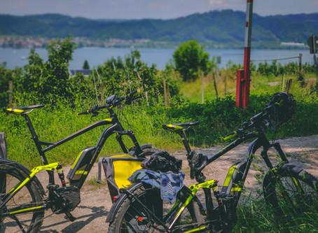 E-Bike Tour um den Überlinger See