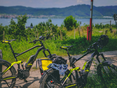 E-Bike Tour um den Überlinger See
