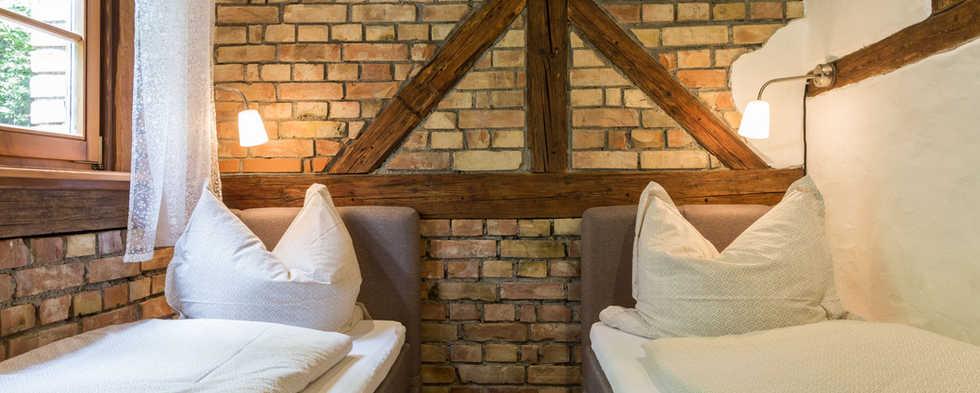Schlafzimmer 1 Rustico - Klaushausen