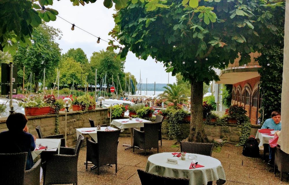 Klaushausen Ferienwohnungen in Überlingen besucht das Restaurant Ochsen in Überlingen