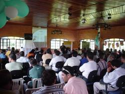 Salão de Convenções interna
