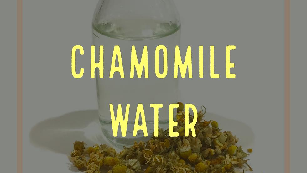 CHAMOMILE WATER
