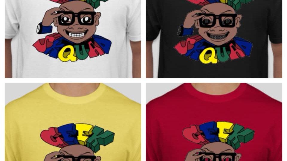 "Signature Geek Skquad ""Crayola"" Tees"
