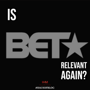 Is BET Actually Relevant Again?