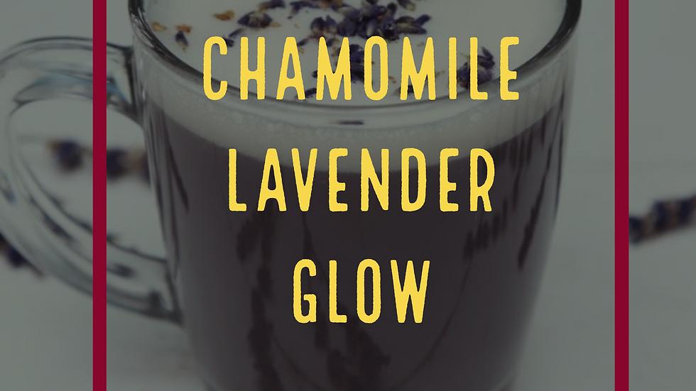 CHAMO' LAVENDER GLOW TEA