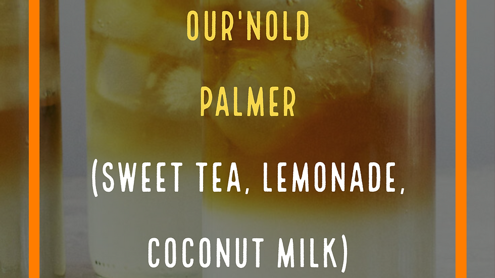 OUR'NOLD PALER (Sweet Tea + Lemonade)
