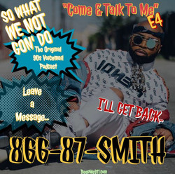 Come & Talk To Me