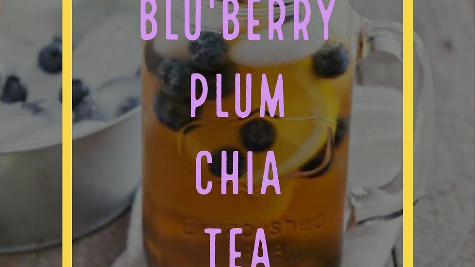 BLU'BERRY PLUM CHIA TEA