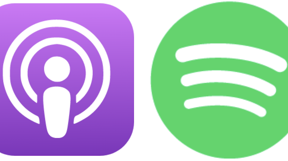 Apple & Spotify Audio Episode