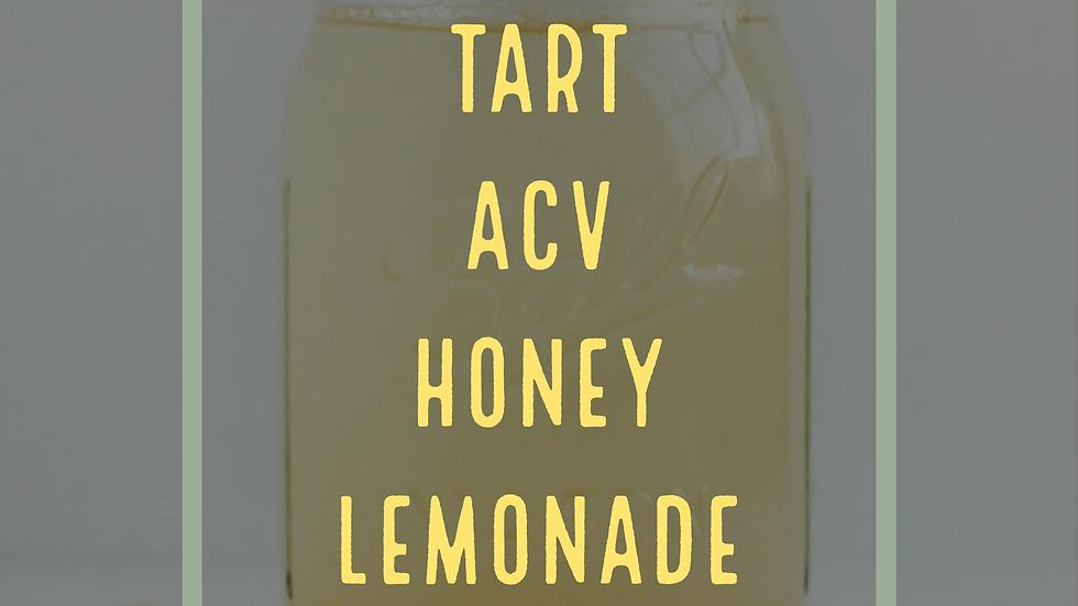 TART ACV HONEY LEMONADE