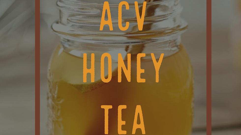ACV HONEY TEA