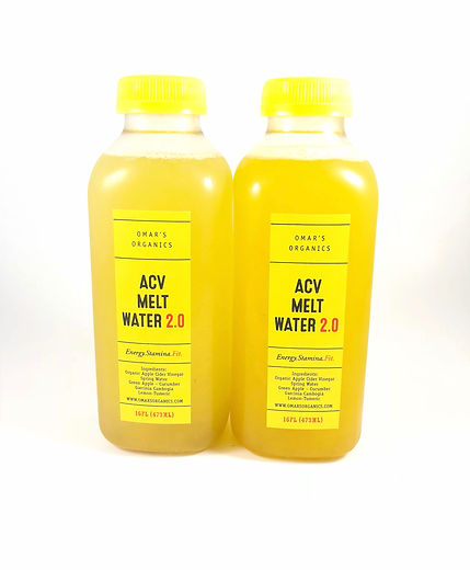 ACV MELT WATER 2.0