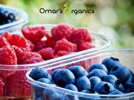 10 Day Sugar Detox Diet (Grocery List) by Omar's Organics