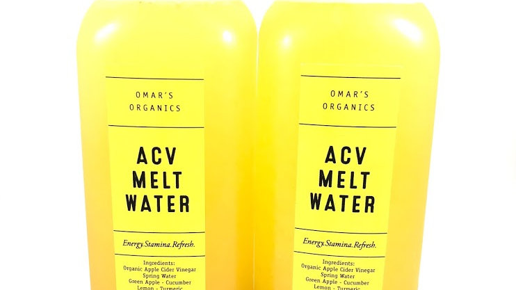 ACV MELT WATER
