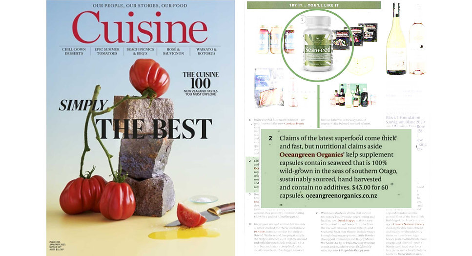 PRESS_Cuisine-Magazine_Oceangreen-Organi
