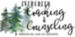 Evergreen Coaching & Counseling Logo