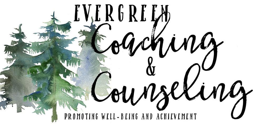 Evergreen Coaching & Counseling Logo