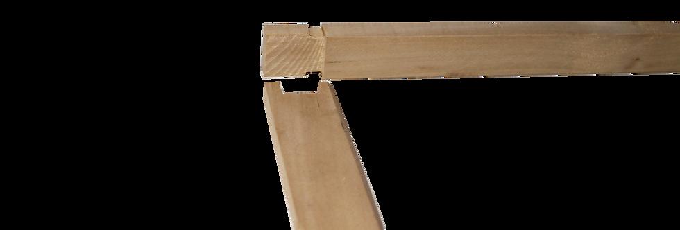 Rámikové prírezy C lipové hoffman pliecka - 50ks