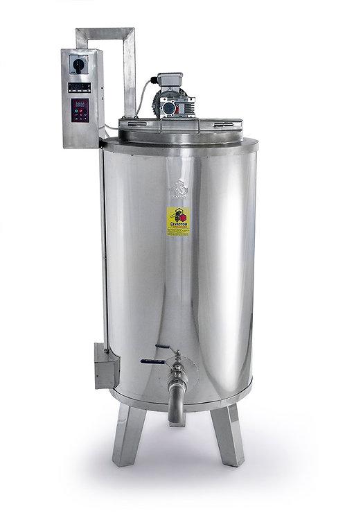Miešacia homoghenizačná nádoba na med ( 100L )