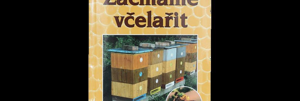 Kniha - Začiname včelarit