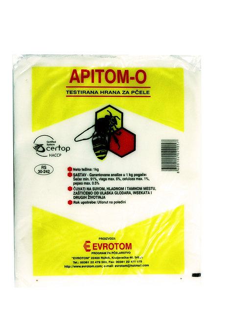 Cukrové cesto pre včely APITOM-O ®  1kg