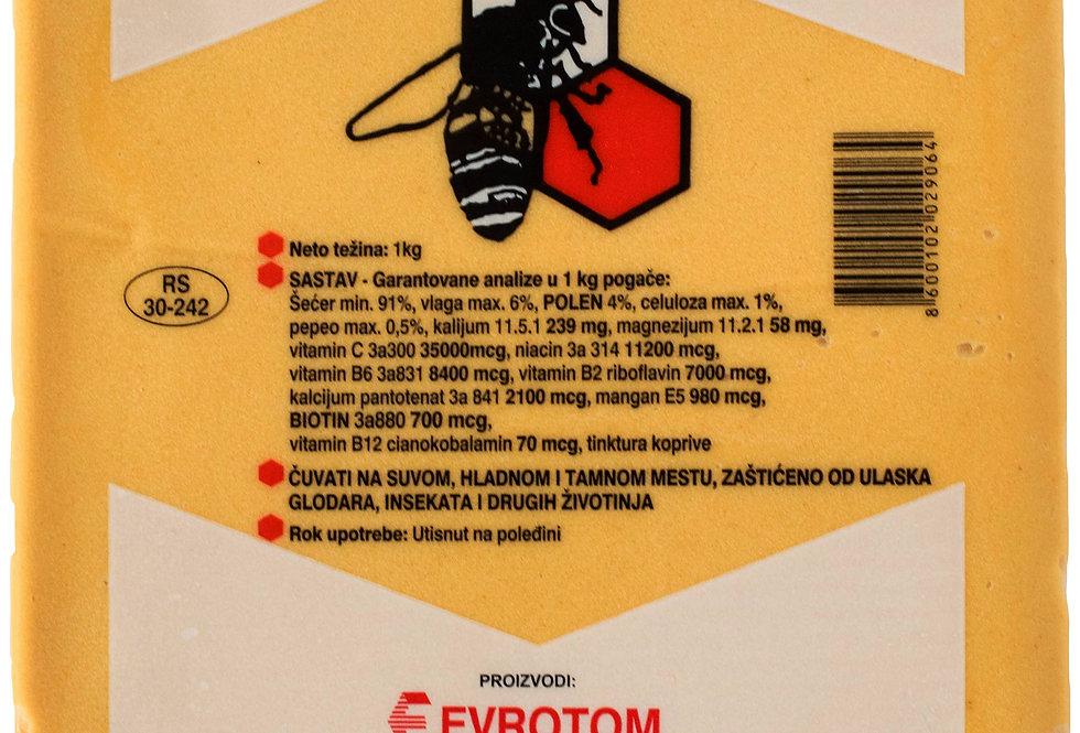 Stimulačno-liečivé cesto APITOM-P® s peľom