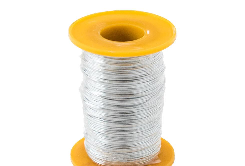 Cínový drôtik 0,6mm 0,25kg