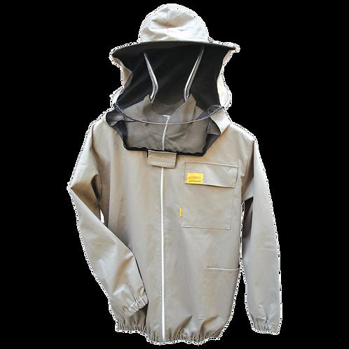 Košeľa s odnímateľným klobúkom - Optima line