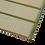 Thumbnail: Čechoslovák 11r. izolovaný - materská mriežka kovová 407 x 407