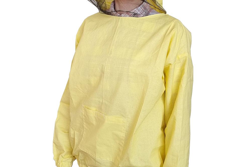 Včelárska blúza s klobúkom
