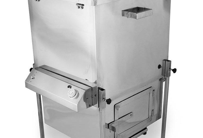 Parná voskotopka / parák veľký - elektrika, tuhé palivo a plyn