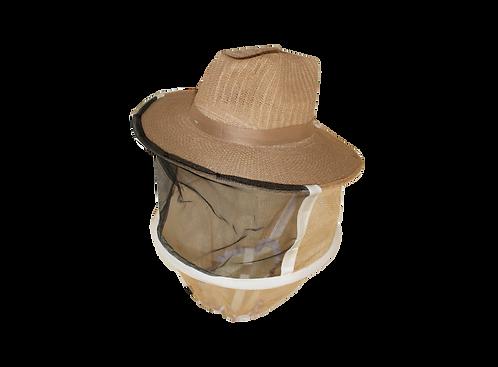 Profesionálny sieťovaný včelársky klobúk