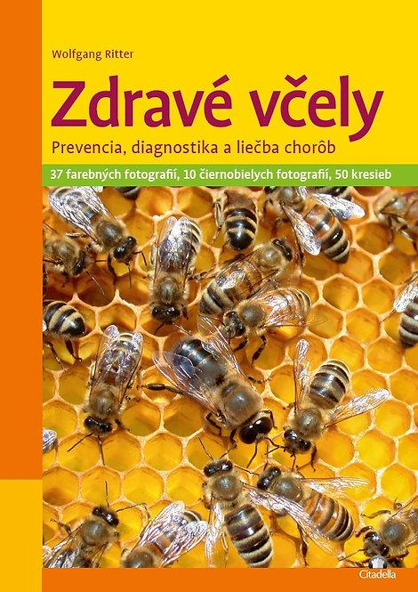 "Kniha ""Zdravé včely"""