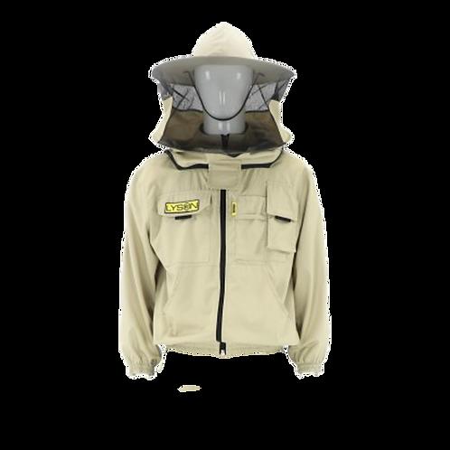 Košeľa s odnímateľným klobúkom - CLASSIC line
