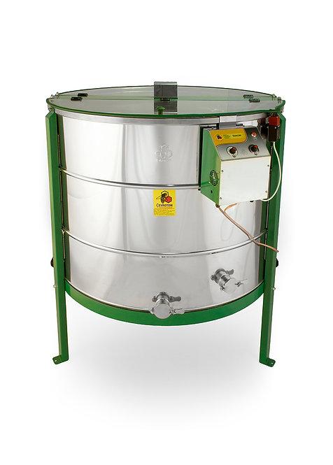 Medomet radiálny na 24 rámikov - automatický, šírka priestoru na rámik je 340mm