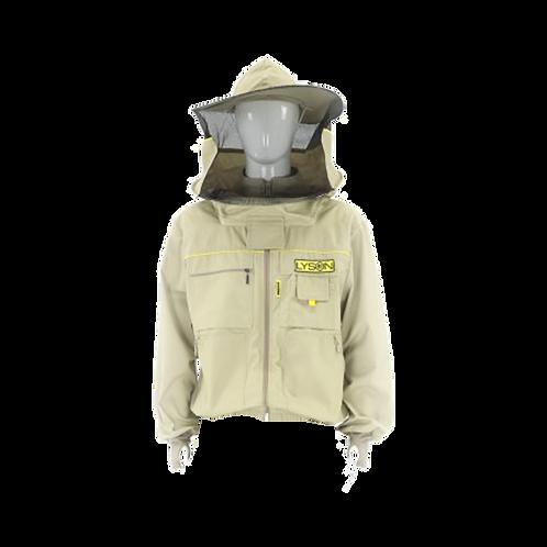 Košeľa s odnímateľným klobúkom - PREMIUM line