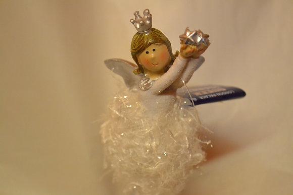 Weihnachtsengel Queen Isabell Herz