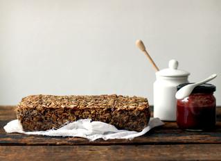 Superzdravý semínkový chléb bez mouky