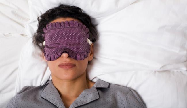 dostatečný spánek