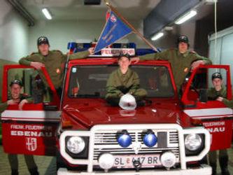 Feuerwehrjugend 2005 (nicht komplett)
