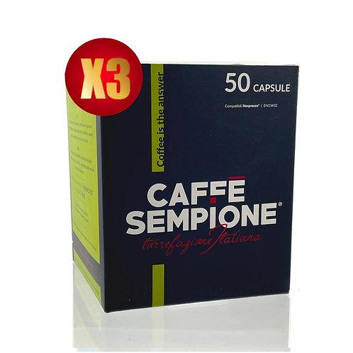 150 Capsule Nespresso Compatibili - Cremoso