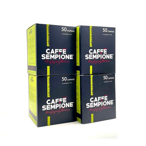 200 Capsule Nespresso Compatibili - Cremoso