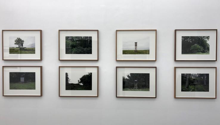 """Galería Pilar Serra. """"Kanzel"""". Madrid, 2017-2018"""