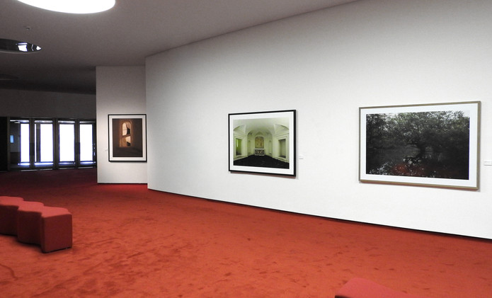 "Centro Niemeyer. ""Viaje a Roma"", serie Edera y Laal. Avilés, 2019"