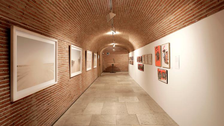 """Casa de las Conchas. """"Sí me importa"""", serie Hendu. Salamanca 2015"""