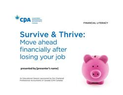 Survive & Thrive: Move Ahead Financi