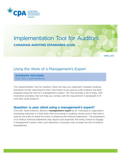 Implementation Tool for Auditors_ Us